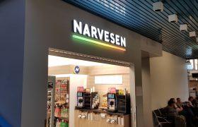 Narvesen signs